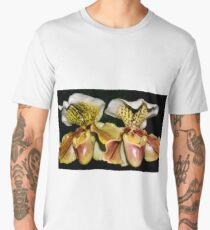 Twin Orchids Men's Premium T-Shirt