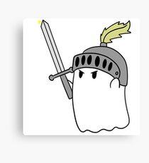 Ghost hero Canvas Print