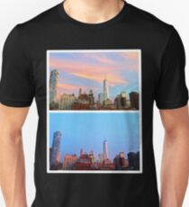 NYC Sunsets (2 days apart) - July 2016 T-Shirt