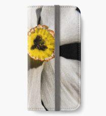 Poet's Daffodil iPhone Wallet/Case/Skin