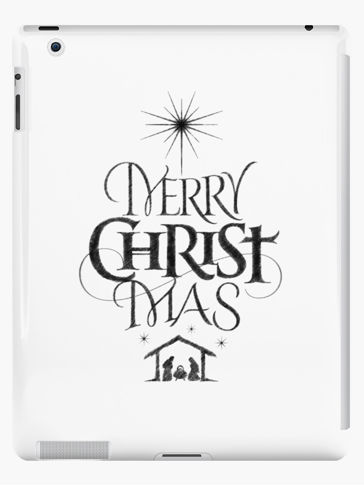 religious christian calligraphy merry christmas christ mas sketched jesus nativity by 26 characters
