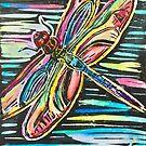 Free Spirit Dragonfly by LisaKSalerno