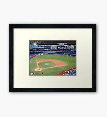 Toronto Blue Jays Stadium  Framed Print