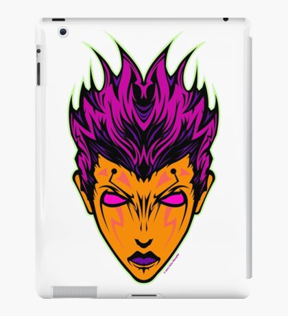 army of none - firestar remix iPad Case/Skin