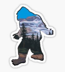 Wilderness Within Sticker