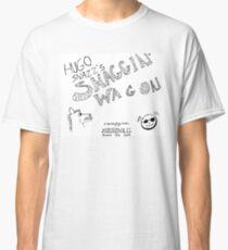 Horseface 2: Reverse the Curse - Hugo Snazzs Shaggin Wagon Classic T-Shirt
