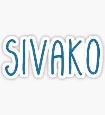 Sivako Sticker