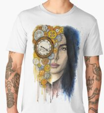 Time Will Tell Men's Premium T-Shirt