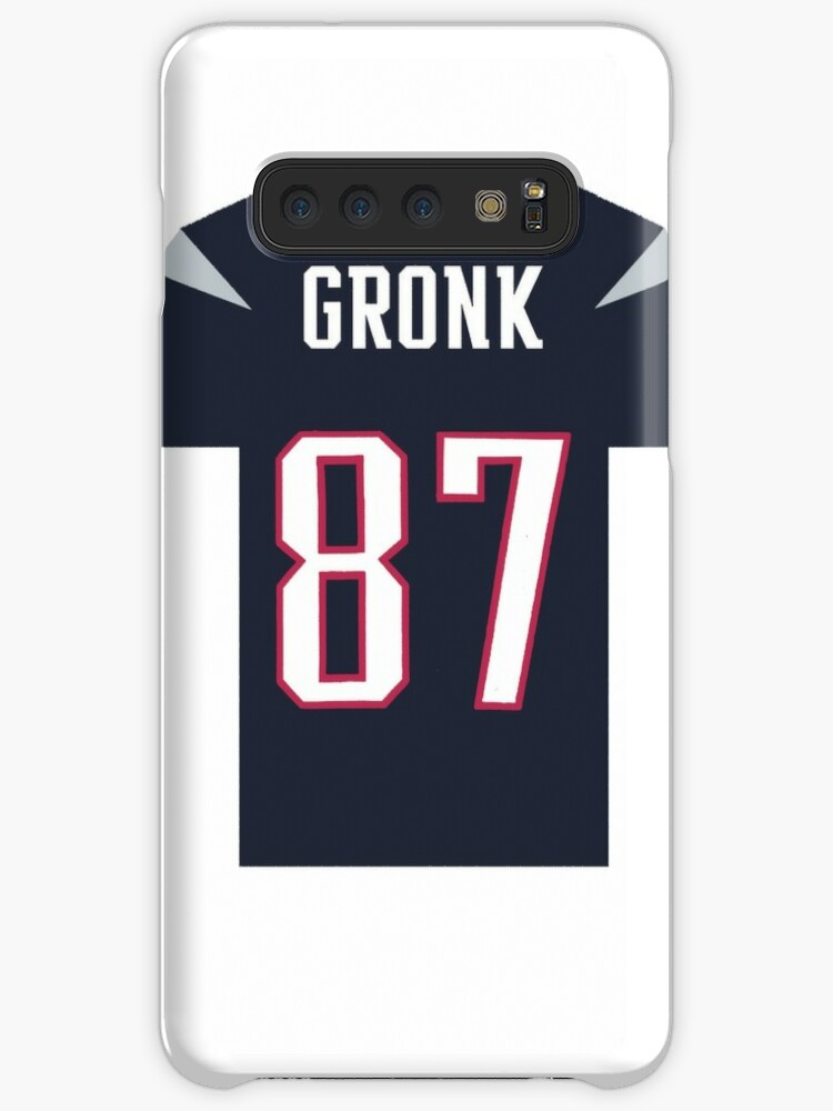 reputable site 5b4b1 4432f 'Rob Gronkowski Jersey' Case/Skin for Samsung Galaxy by Tate Breeland