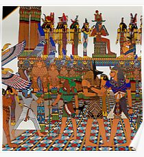 EGYPTIAN MYTHOLOGY Poster