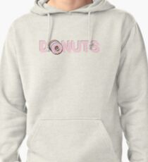 Donuts Pullover Hoodie