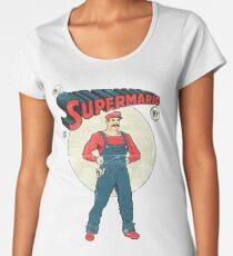 Super Mario Women's Premium T-Shirt