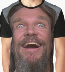 The Dude - Gutterballs Graphic T-Shirt