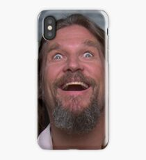 The Dude - Gutterballs iPhone Case/Skin