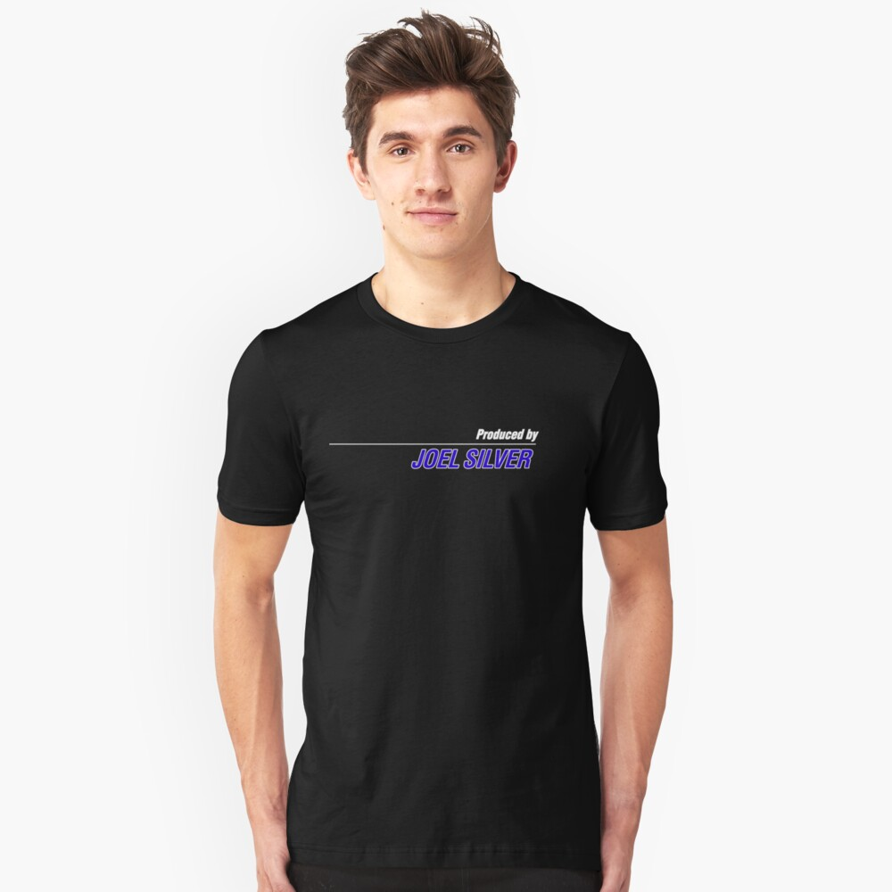 Commando   Produced by Joel Silver Unisex T-Shirt Front