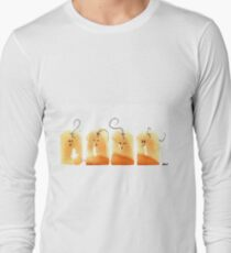 Teabags Long Sleeve T-Shirt