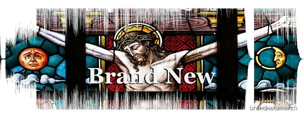 Brand New Jesus Soundwave by brandnewmerch