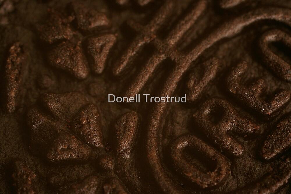 O-R-E-O by Donell Trostrud