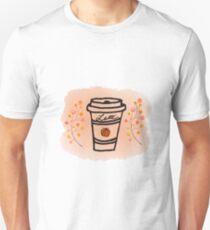 Pumpkin latte time T-Shirt