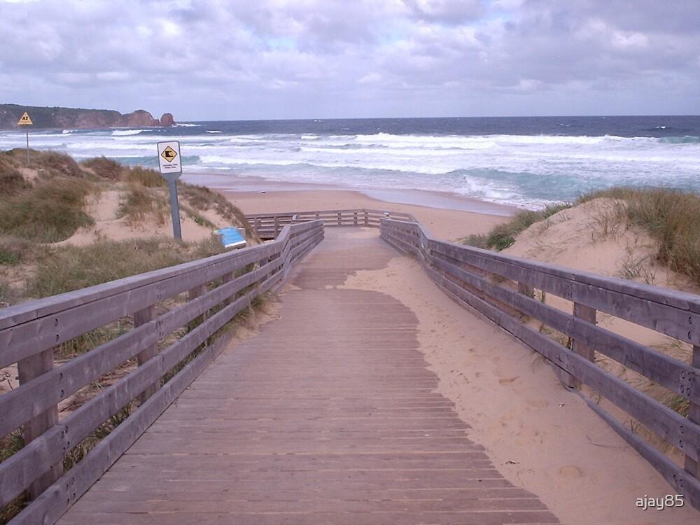 Phillip Island Surf Beach 2006 by ajay85