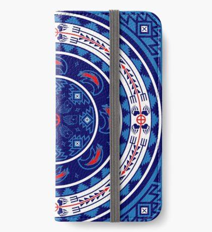 Bear Spirit iPhone Wallet