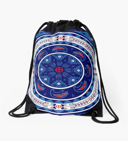 Bear Spirit Drawstring Bag