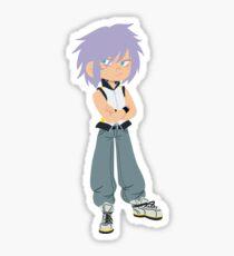 Riku needs a hug Sticker