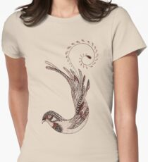The Fat Pheasant Womens Fitted T-Shirt