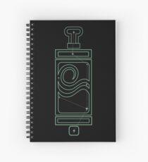 vape Spiral Notebook