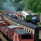 Goathland Station by dougie1