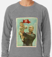 Trump und Putin Leichtes Sweatshirt