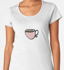 The Coffee Cup Women's Premium T-Shirt