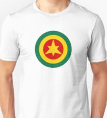 Roundel of the Imperial Ethiopian Air Force  T-Shirt