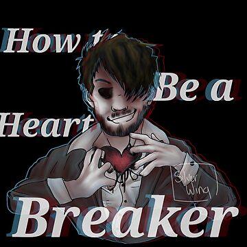 Darkiplier wants your heart by Silverwing13