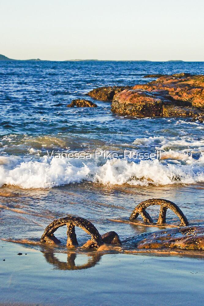 Windang island vista by Vanessa Pike-Russell