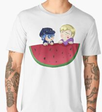 Watermelon Cuties Men's Premium T-Shirt