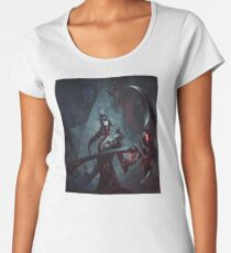 league of legends kayn Women's Premium T-Shirt