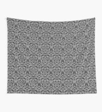 Chalkmarks Wall Tapestry