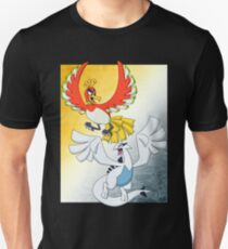 Ho-Oh and Lugia T-Shirt