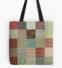 William Morris Pattern Collection Tote Bag