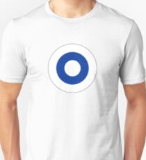 Roundel of the Finnish Air Force  T-Shirt