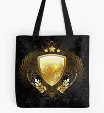 Golden shield ( Gold Shield ) Tote Bag