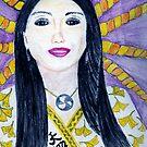 Amaterasu by Maureen Bullis