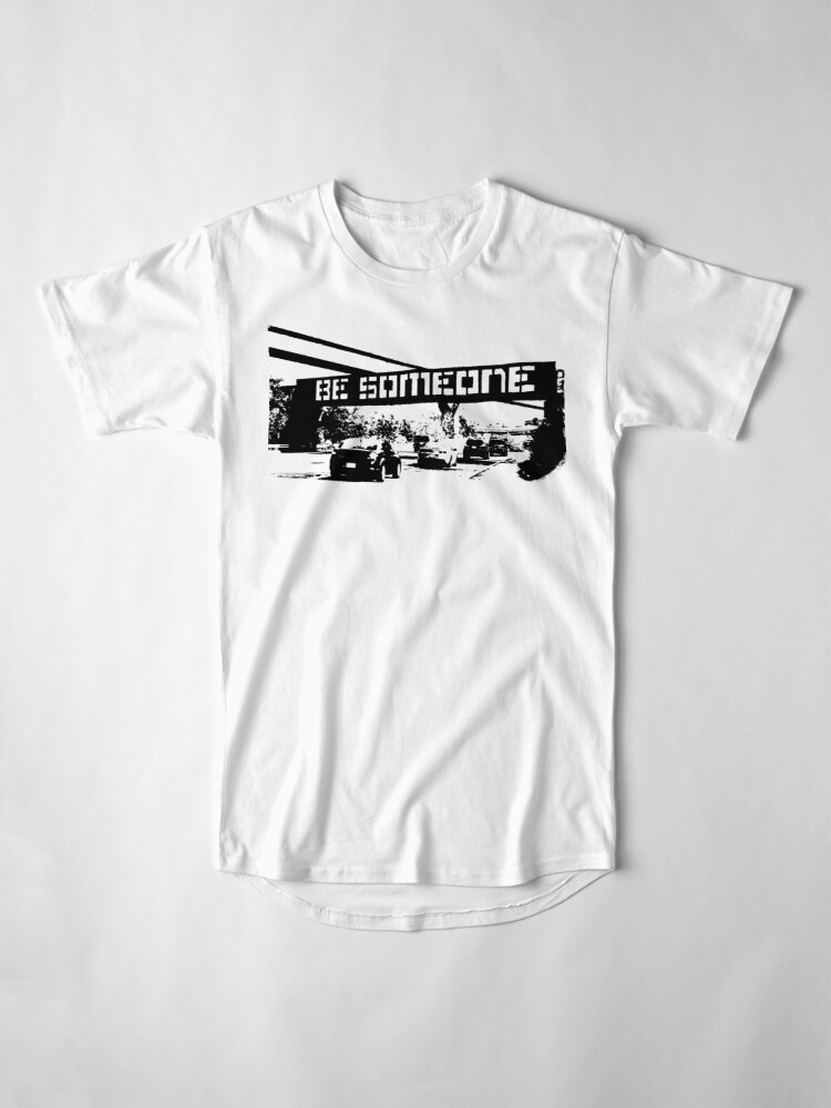 Alternate view of Be Someone - Houston Long T-Shirt