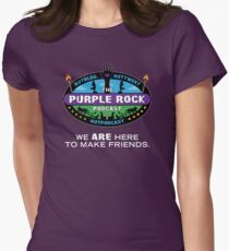 Purple Rock Podcast Swag T-Shirt
