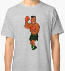 Mike Tyson - Punch Out  Classic T-Shirt
