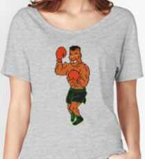 Mike Tyson - Punch Out  Women's Relaxed Fit T-Shirt