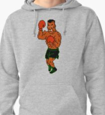 Mike Tyson - Punch Out  Pullover Hoodie