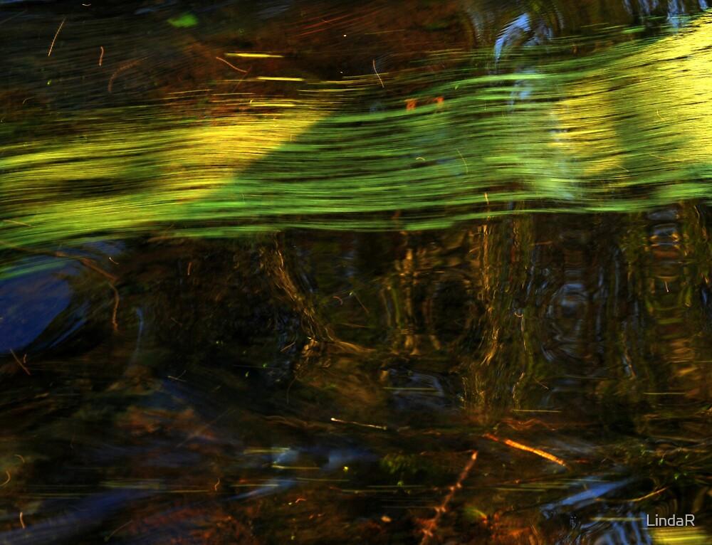 Stream of Consciousness... by LindaR