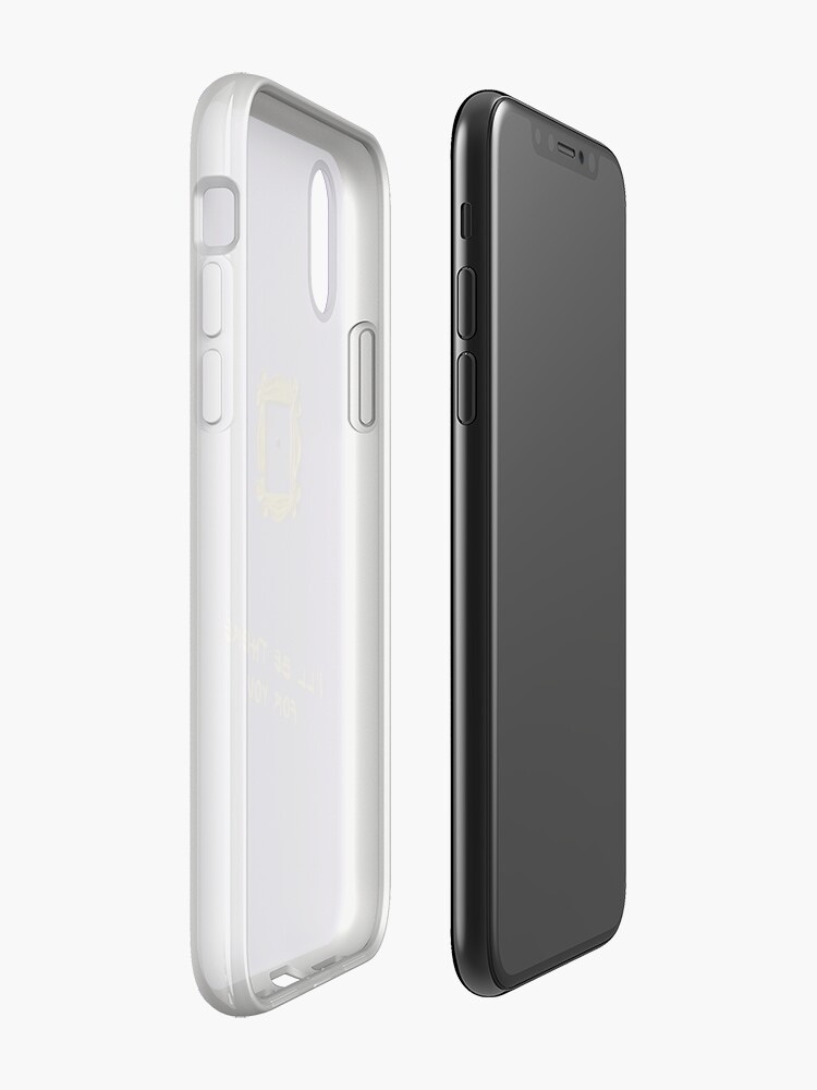 Alternative Ansicht von Ich werde für dich da sein iPhone-Hülle & Cover